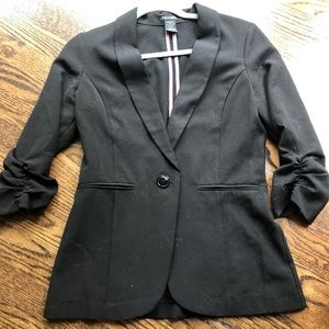 Stoosh black blazer ◾️ EUC